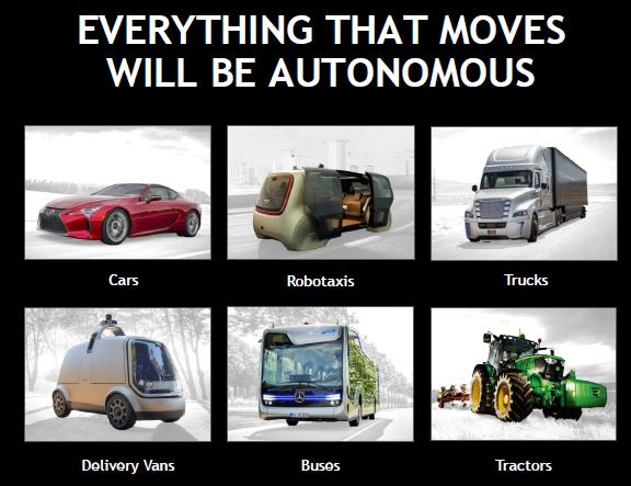 """NVIDIA о разработке автопилота: важно не количество пройденных миль, а их качество"""""""