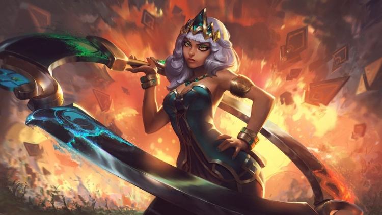 """Встречайте 145-го чемпиона League of Legends — Киана, повелительница стихий"""""""