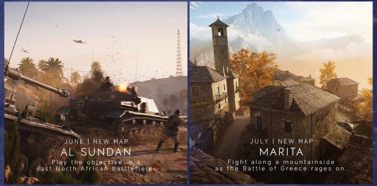 """Видео: подробности о греческой карте «Марита» и других новшествах в Battlefield V"""""""