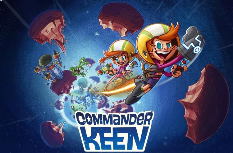 Bethesda представила новую Commander Keen… для смартфонов