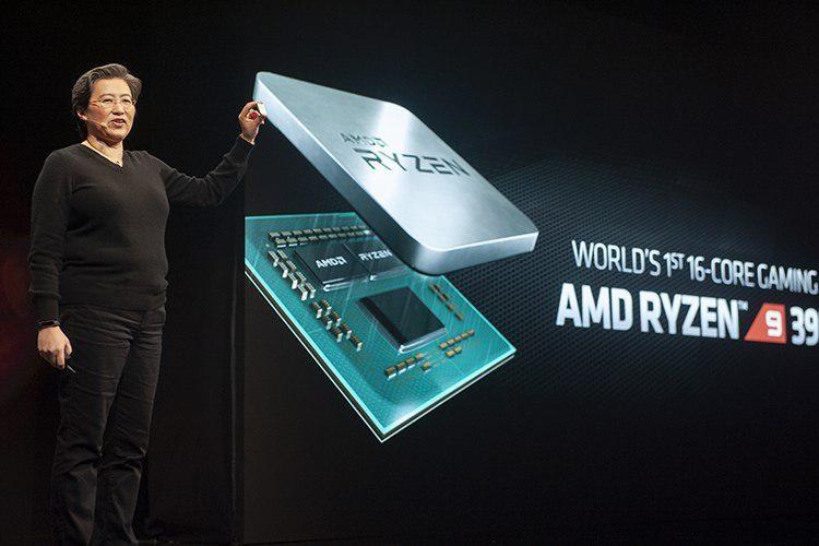 """AMD официально представила 16-ядерный Ryzen 9 3950X"""""""