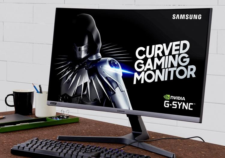 """Samsung C27RG5: 27-дюймовый игровой монитор с частотой 240 Гц"""""""