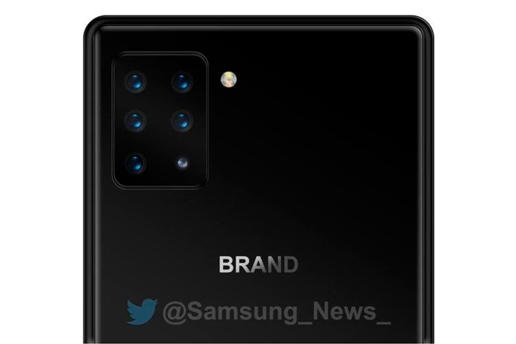 """Sony приписали намерение выпустить смартфон с шестерной тыльной камерой"""""""