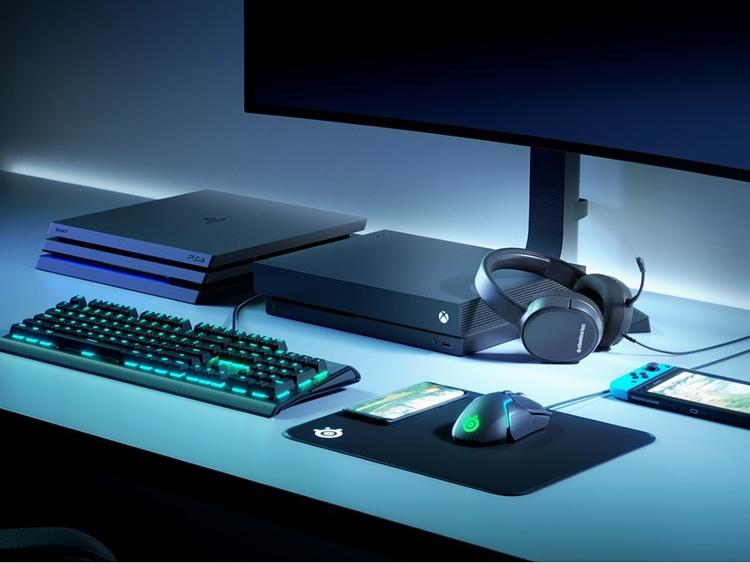 """SteelSeries Arctis 1: универсальная игровая гарнитура за $60"""""""