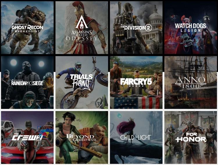 "Uplay+ — ответ французов на Xbox Game Pass для ПК"""