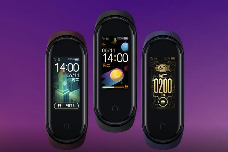 """Xiaomi Mi Band 4: фитнес-браслет с цветным экраном, NFC и датчиком ЧСС"""""""