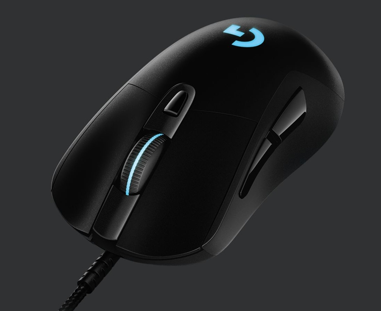 """Трио игровых мышей Logitech G с сенсором Hero 16K"""""""