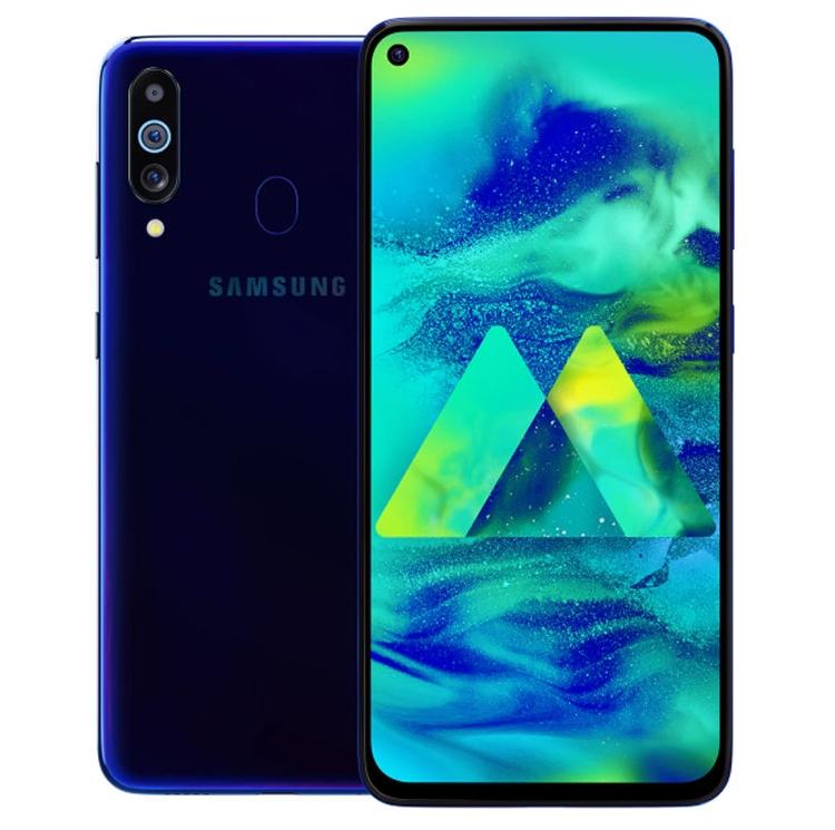 "Samsung Galaxy M40: смартфон с экраном FHD+ Infinity-O и процессором Snapdragon 675"""