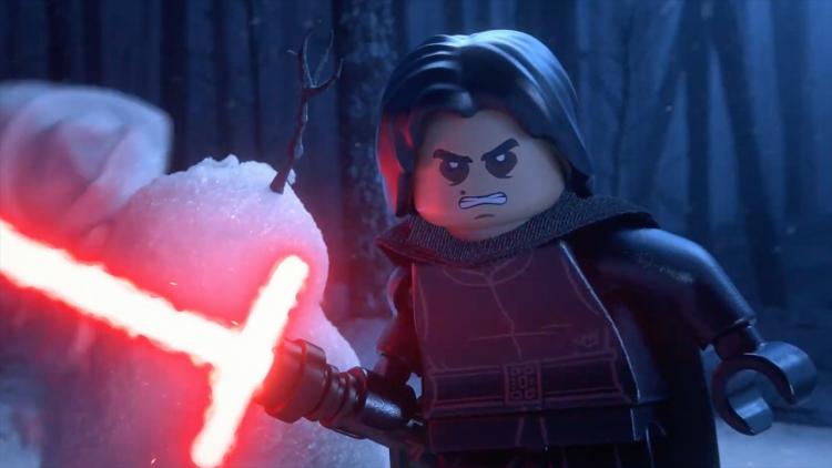 """В LEGO Star Wars: The Skywalker Saga войдут все девять фильмов серии «Звёздные войны»"""""""