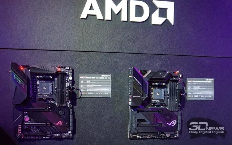 """Материнские платы ASUS на базе AMD X570 будут заметно дороже своих предшественниц"""""""