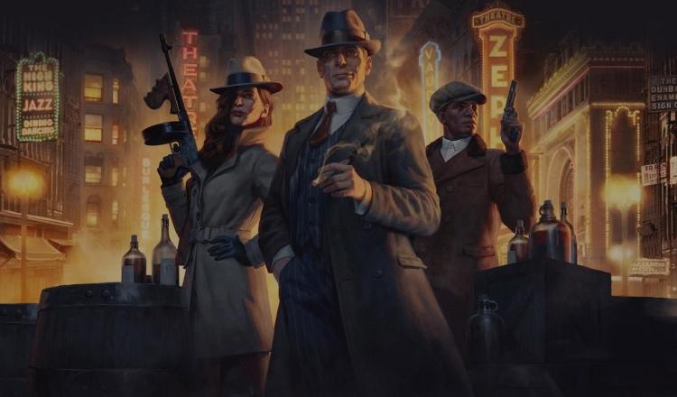 """Empire of Sin — гангстерская стратегия от студии Romero Games"""""""