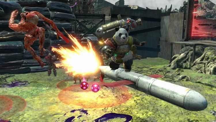 Анонсирована Contra: Rogue Corps, новая часть знаменитой серии