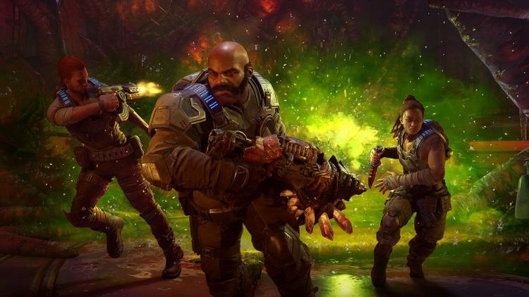"""Видео: масса подробностей и три ролика Gears 5 с E3 2019"""""""