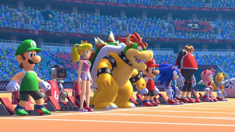 """Mario & Sonic at the Olympic Games Tokyo 2020 выйдет в ноябре с четырьмя новыми дисциплинами"""""""