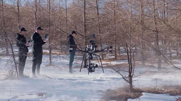 """DJI выпустила  новый профессиональный дрон Storm, но не всё так однозначно"""""""