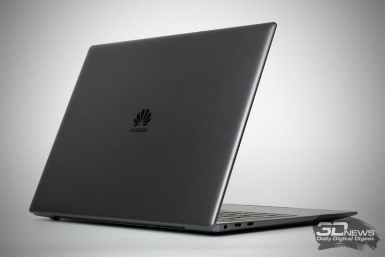 """Huawei отменила выход ноутбука из-за ограничений США"""""""