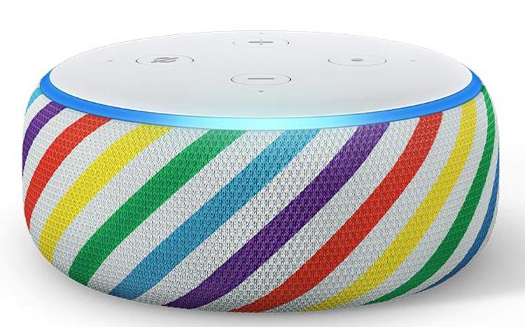 "Детский смарт-динамик Amazon Echo Dot Kids Edition стал ярче и громче"""