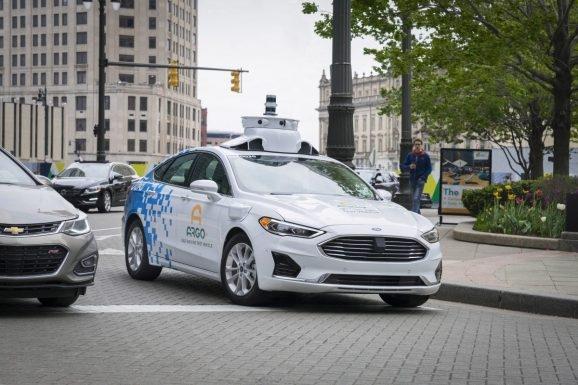 Argo AI выпускает на улицы автономным автомобили третьего поколения с улучшенными датчиками и более производительным бортовым компьютером, а также резервной системой торможения и управления