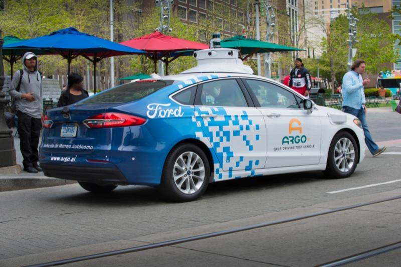 На улицах Детройта Argo AI сможет испытать свои автомобили во всех возможных условиях и ситуациях