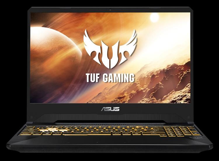 """ASUS TUF Gaming FX505DV: игровой ноутбук с процессором AMD Ryzen"""""""