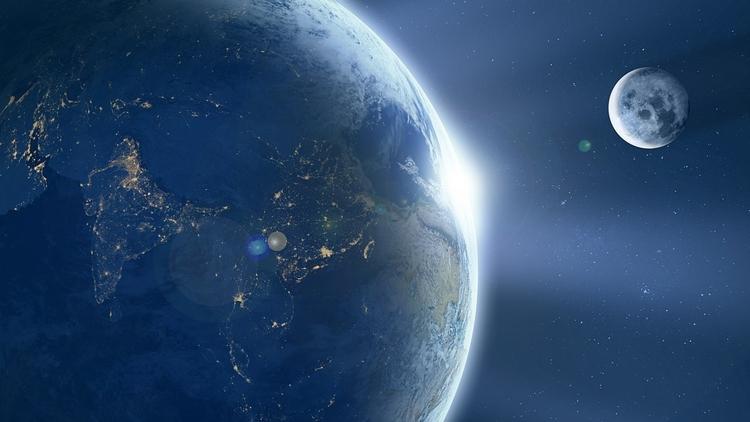 """Индия запустит станцию для исследования Луны в середине июля"""""""