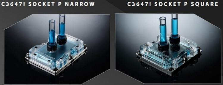 """Phanteks представила водоблоки для платы ASUS ROG Dominus и процессоров Xeon LGA 3647"""""""
