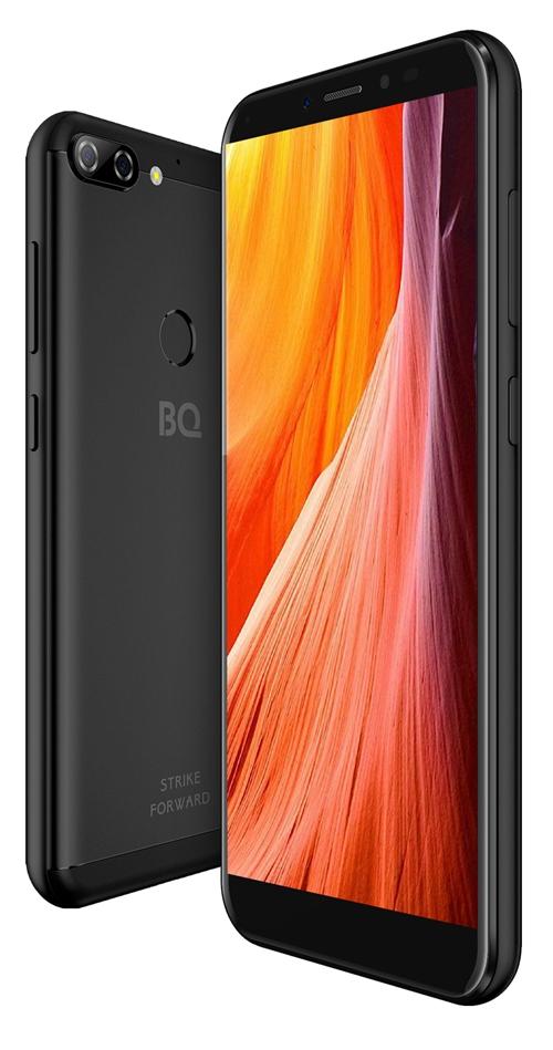"""Анонсирован недорогой смартфон BQ-5528L Strike Forward"""""""