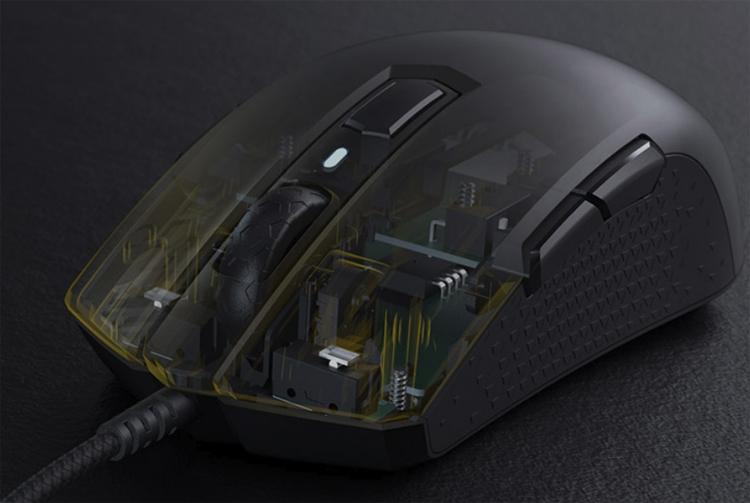 """Corsair M55 RGB Pro: игровая мышь для правшей и левшей"""""""