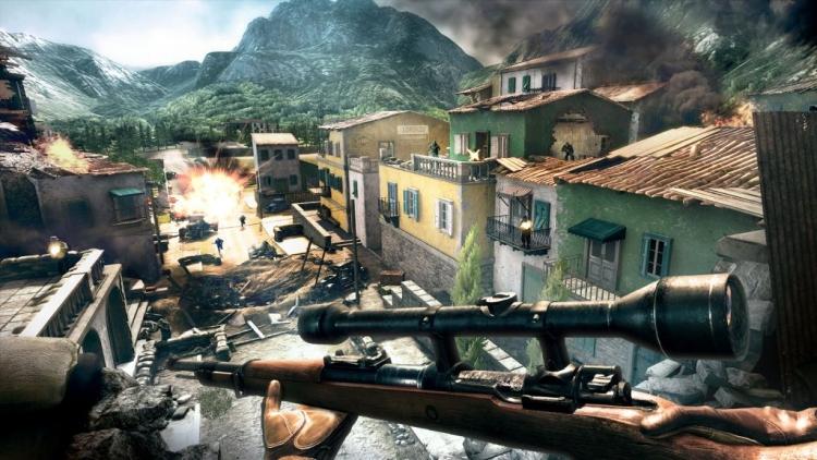 """Трейлер и подробности Sniper Elite VR для шлемов виртуальной реальности"""""""