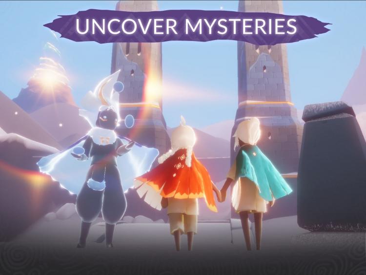 """Sky: Children of the Light от создателей Journey выйдет в июле — трейлер и впечатления от знакомства"""""""