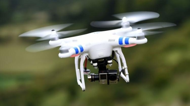 """В Японии теперь можно попасть в тюрьму за управление дроном в нетрезвом виде"""""""