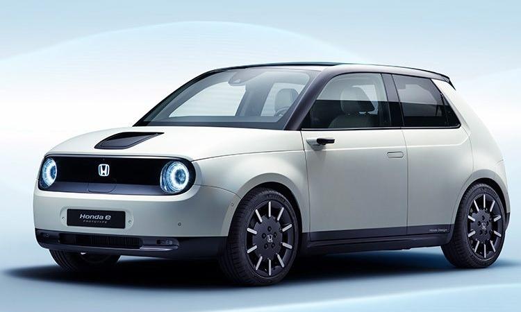 """Honda рассказала о платформе для компактных электромобилей"""""""