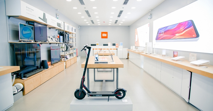 """Xiaomi наступает на российские регионы"""""""