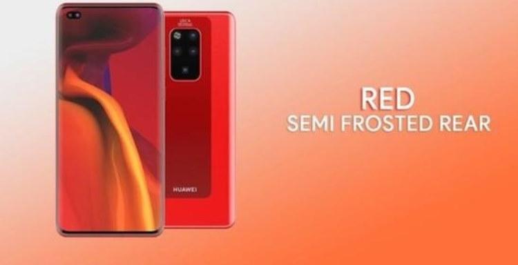 """Huawei Mate 30 Pro появился на концептуальных изображениях"""""""