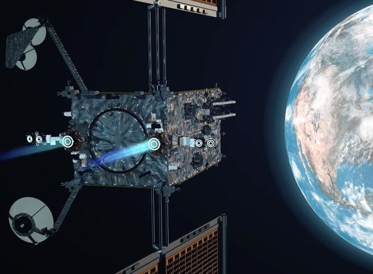 Pictures on request Orbital industrial base station