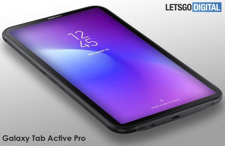 """Samsung выпустит планшет повышенной прочности Galaxy Tab Active Pro"""""""