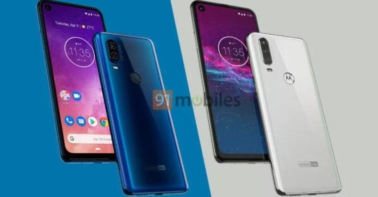 ВСети появились новые характеристики Motorola One Action