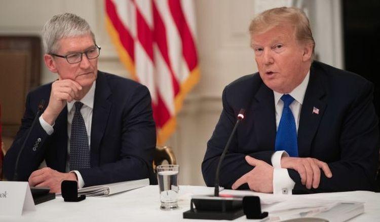 """Перенос производства продуктов Apple из Китая может дорого обойтись компании"""""""