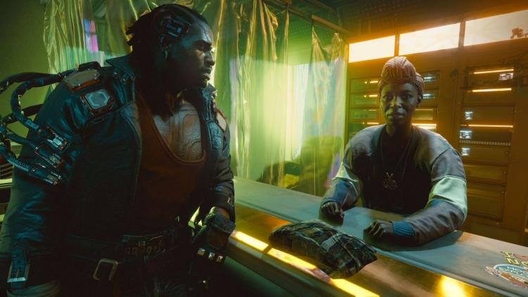 """В Cyberpunk 2077 можно погружаться в киберпространство и выходить за пределы Найт-Сити"""""""