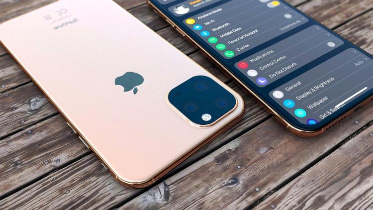 """Аналитик: в семейство смартфонов iPhone 2020 года войдут три модели"""""""