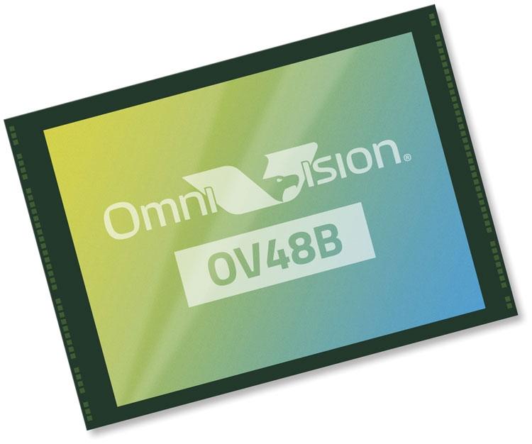 """OmniVision тоже представила 48-Мп датчик изображений для смартфонов"""""""