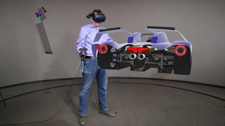 """Ford развернула единое виртуальное пространство для разработки автомобилей"""""""