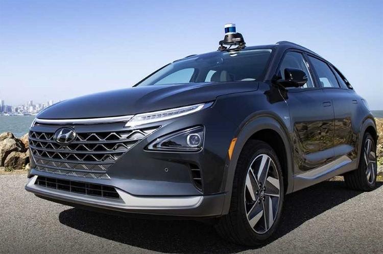 """Hyundai возьмёт на вооружение систему Aurora Driver для робомобилей"""""""