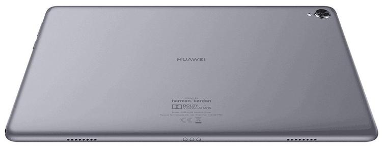 """Планшеты Huawei MediaPad M6 рассекречены до анонса"""""""
