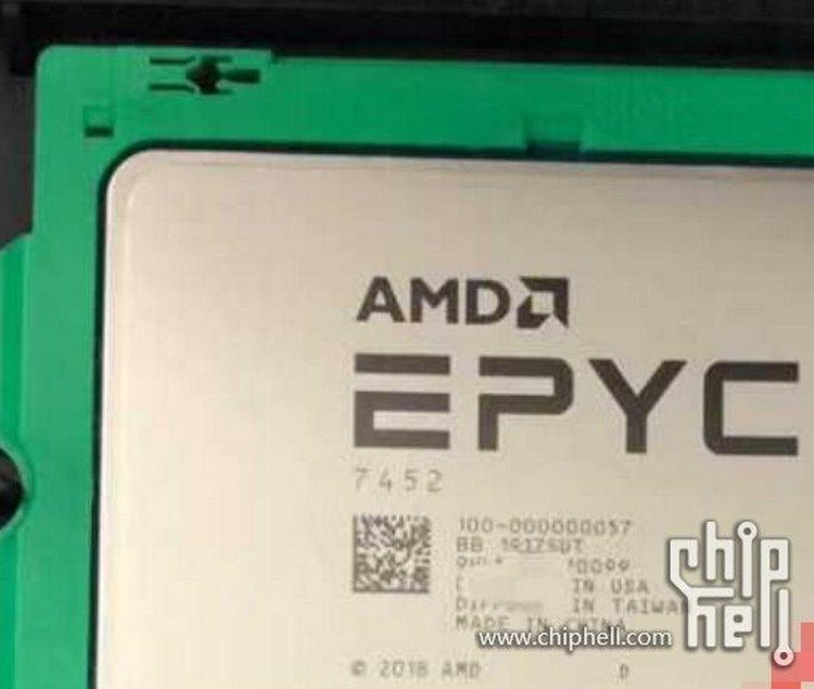 """Новые тесты AMD EPYC Rome: рост производительности налицо"""""""