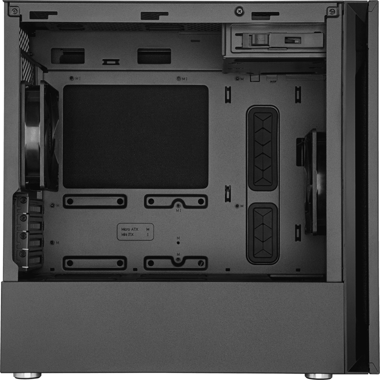 """Cooler Master Silencio S400: корпус для компактного ПК с низким уровнем шума"""""""