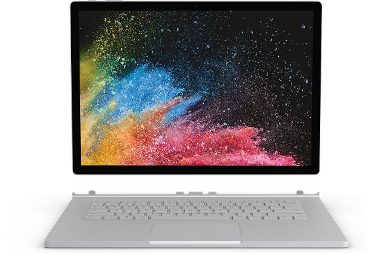 """15-дюймовый ноутбук Microsoft Surface Book 2 вышел в менее дорогой версии"""""""