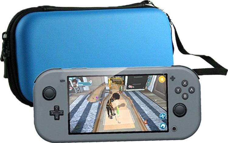 Изображения аксессуаров указывают на возможный дизайн Nintendo Switch Mini в духе PSP