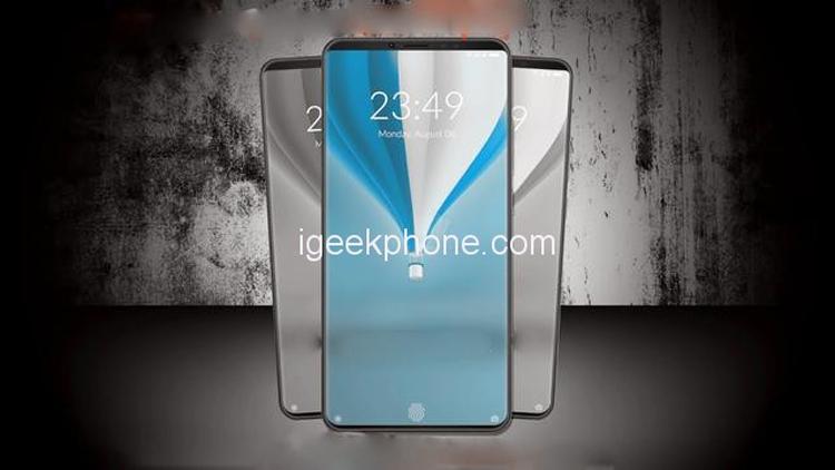 """Концепт смартфона Xiaomi Mi Max 4: экран без рамок и мощный аккумулятор"""""""