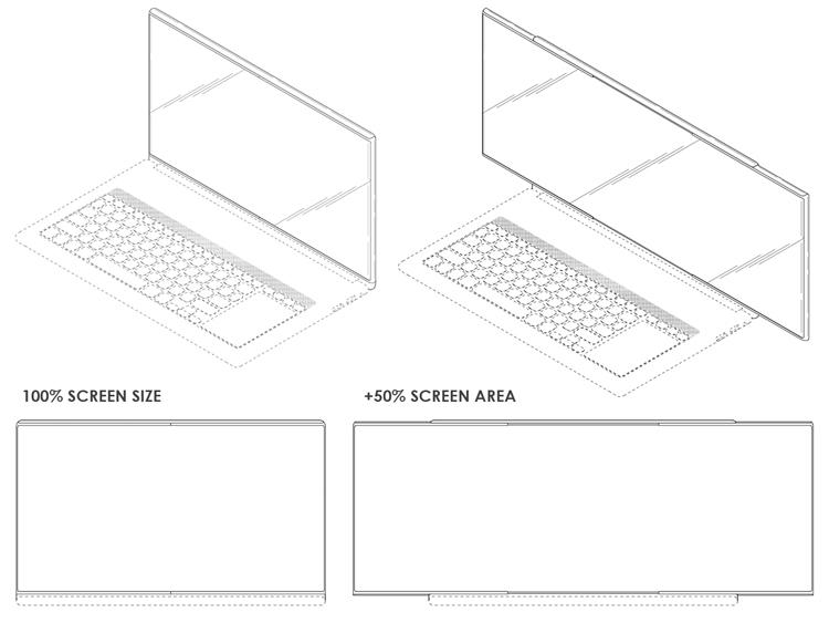 """В Samsung изобрели игровой ноутбук с «расширяющимся» дисплеем"""""""